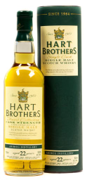 Ardbeg 22 Years Hart Brothers Single Malt Scotch Whisky 0,7 l