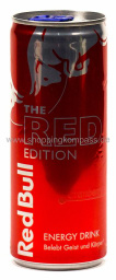 Red Bull The Red Edition Cranberry 0,25 l Dose EW