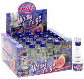 Gräfs Feige mit Wodka Karton 25 x 0,2 l