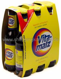 Vitamalz alkoholfrei 6 x 0,33 l Glas MW