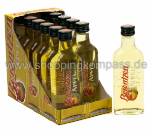 Berentzen Apfelkorn Karton 12 x 0,2 l