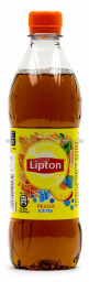 Foto Lipton Ice Tea Eistee Peach 0,5 l PET Einweg