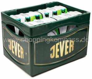 Jever Fun alkoholfrei Kasten 4 x 6 x 0,33 l Glas MW