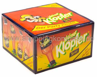 Kleiner Klopfer Sprizz Karton 25 x 20 ml
