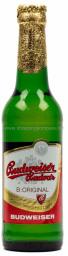 Budweiser Budvar B:Original 0,33 l Glas MW