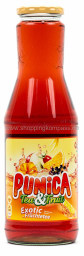 Punica Tea & Fruit Exotic Früchtetee 1 l Glas MW
