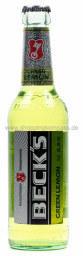 Becks Green Lemon 0,33 l Glas Mehrweg