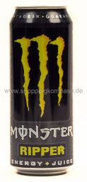 Foto Monster Energy Drink Ripper 0,5 l Dose Einweg