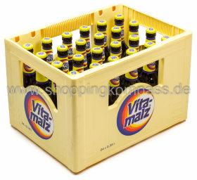 Vitamalz alkoholfrei Kasten 24 x 0,33 l Glas MW