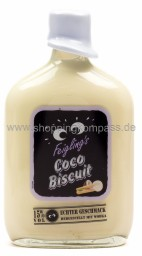 Feigling's Coco Biscuit Sahnelikör 0,5 l Glas