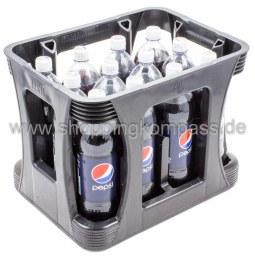 Pepsi Cola Kasten 12 x 1 l PET EW