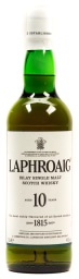 Foto Laphroaig Islay Single Malt Scotch Whisky 10 years 0,7 l