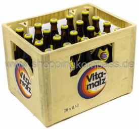 Vitamalz alkoholfrei Kasten 20 x 0,5 l Glas MW