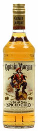 Foto Captain Morgan Rum 0,7 l