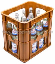 Tönissteiner Mineralwasser Klassik Kasten 12 x 0,7 l Glas MW