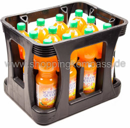 Schloss Quelle ACE Kasten 12 x 1 l PET EW