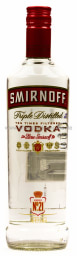Foto Smirnoff Wodka Triple Distilled 0,7 l