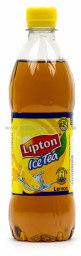Lipton Ice Tea Eistee Lemon 0,5 l PET EW