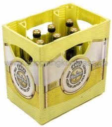 Warsteiner Radler Zitrone Kasten 11 x 0,5 l Glas MW