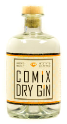 Comix Dry Gin handcrafted microbatch 0,5 l