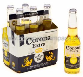 Corona Extra 6 x 0,33 l Glas MW