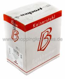 Burkheimer Rotwein trocken 2005 Karton 6 x 1 l