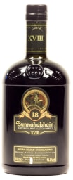Foto Bunnahabhain Islay Single Malt Scotch Whisky XVIII 18 years 0,7 l