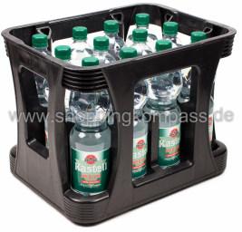 Kastell Mineralwasser Medium Kasten 12 x 1 l PET EW