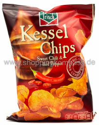 Foto Funny-Frisch Kesselchips Peperoni 120 g