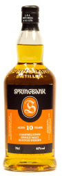 Foto Springbank Campbeltown Single Malt Scotch Whisky 0,7 l