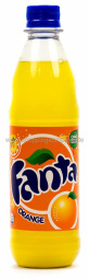 Fanta Orange 0,5 l PET Mehrweg