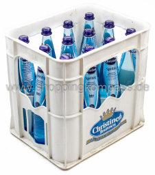 Christinen Mineralwasser Bio Spritzig Kasten 12 x 0,75 l Glas MW