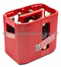 Duckstein Rotblondes Original Kasten 8 x 0,5 l Glas MW