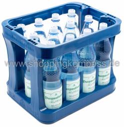 Burgwallbronn Mineralwasser Medium Kasten 12 x 1 l PET MW