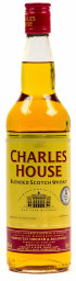Foto The Charles House Whiskey 0,7 l Glas