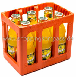 Amecke Orange Kasten 6 x 0,75 l Glas MW