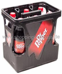 Dr. Pepper Kasten 6 x 1 l PET EW