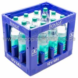 Bonaqa Tafelwasser Medium Kasten 12 x 1 l PET MW