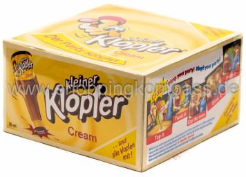 Kleiner Klopfer Cream Sahne Whiskey Karton 25 x 20 ml