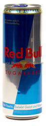 Foto Red Bull Sugarfree 0,473 l Dose Einweg