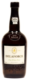 Foto Delaforce Fine White Port 0,75 l Glas