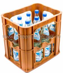 Nürburg Quelle Mineralwasser Klassik Kasten 12 x 0,7 l Glas MW