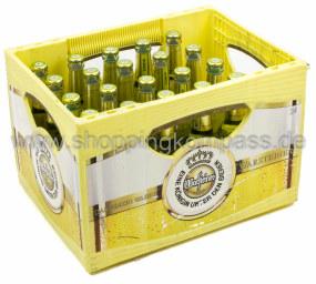 Warsteiner Lemon Kasten 24 x 0,33 l Glas MW