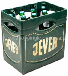 Jever Fun alkoholfrei Kasten 11 x 0,5 l PET MW