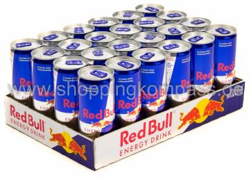 Red Bull Karton 24 x 0,25 l Dose EW