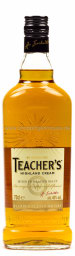 Foto Teachers Highland Cream Blended Scotch Whiskey 0,7 l