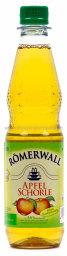 Römerwall Apfelschorle 0,5 l PET MW