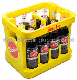 Foto Sinalco Cola Light Kasten 12 x 1 l PET Mehrweg