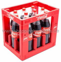 Coca Cola Kasten 10 x 1,5 l PET MW