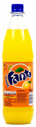 Fanta Orange 1 l PET Mehrweg